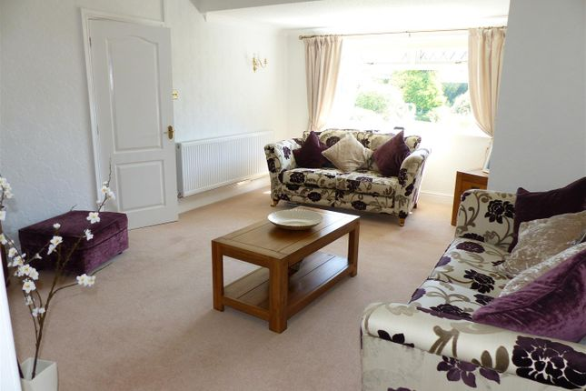 Living Room of Mathern Way, Bulwark, Chepstow NP16