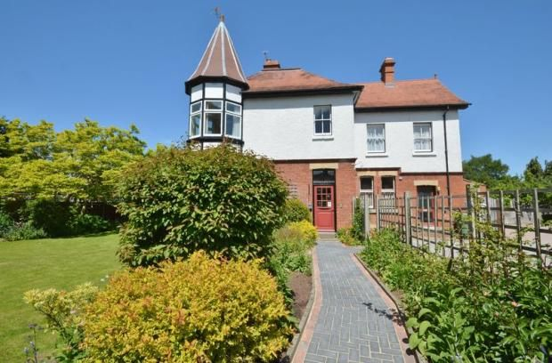 Thumbnail Semi-detached house for sale in Ryefield Road, Ross-On-Wye