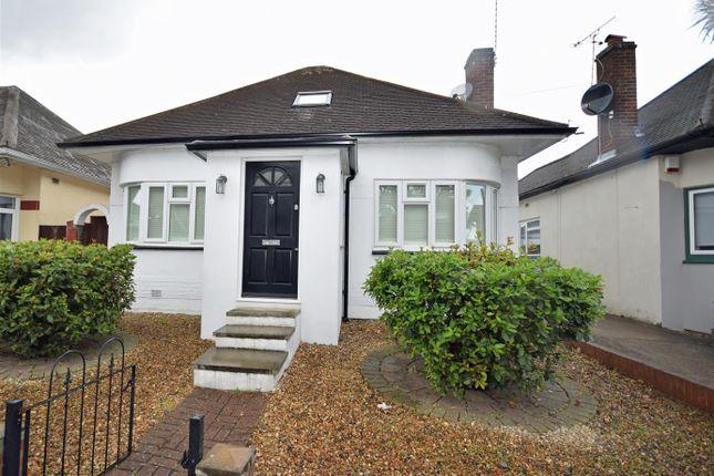 Thumbnail Detached bungalow to rent in Rosecroft Gardens, Twickenham