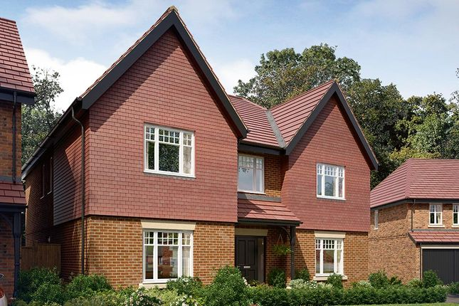 """Thumbnail Detached house for sale in """"The Oakham"""" at Wingfield Road, Alfreton"""