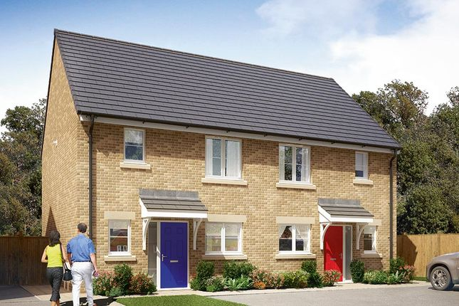 "Thumbnail Semi-detached house for sale in ""The Appleton"" at Elms Way, Yarm"