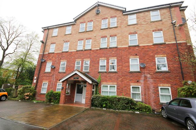 Thumbnail Flat to rent in Westcliffe, Wellington Road, Monton/Eccles