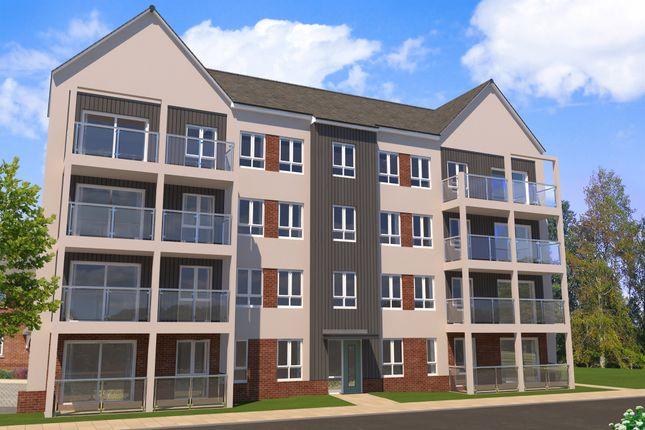 Thumbnail Flat for sale in Barrington Way, Austhorpe, Leeds
