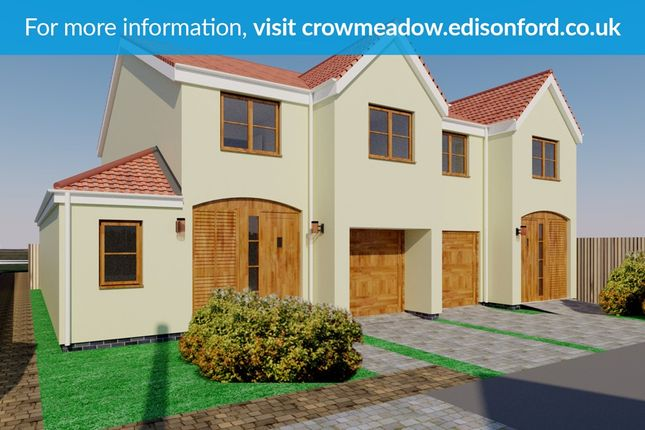 Thumbnail Land for sale in Crow Meadow, Kingswood, Wotton-Under-Edge