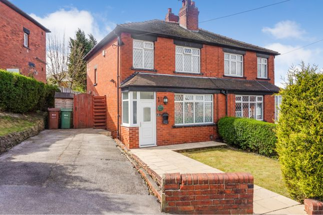 Thumbnail Semi-detached house for sale in Sunnyview Terrace, Leeds