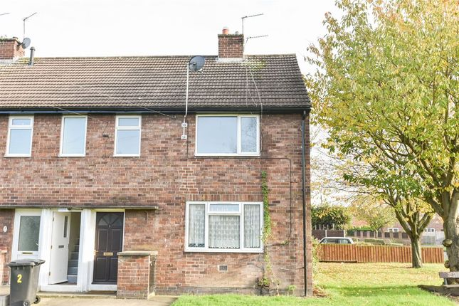 Thumbnail Flat for sale in Southfield Crescent, Dringhouses, York
