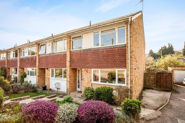 Thumbnail End terrace house to rent in Deanfield Road, Henley-On-Thames