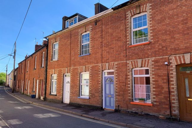 3 bed terraced house for sale in Chapel Street, Tiverton EX16