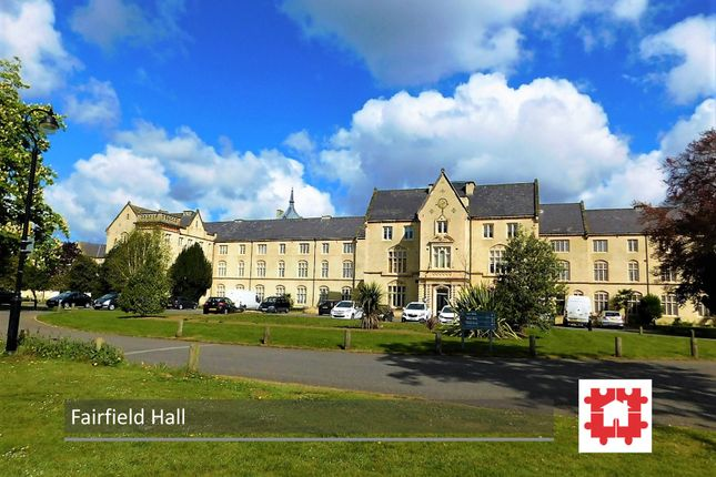 Thumbnail Flat to rent in West Wing, Fairfield Hall, Stotfold