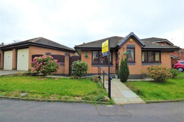 Thumbnail Detached bungalow for sale in St Helier Close, Blackburn, Lancashire
