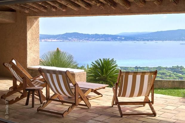Thumbnail Property for sale in Reine Astrid, Private Domain, Grimaud, French Riviera, 83310