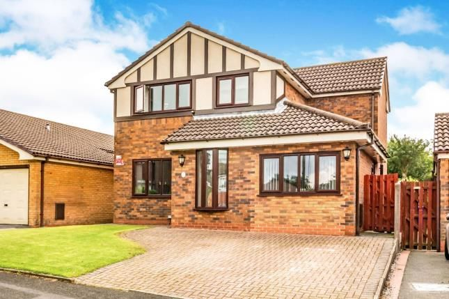 Thumbnail Detached house for sale in St. Christophers Road, Ashton Under Lyne, Tameside, Greater Manchester