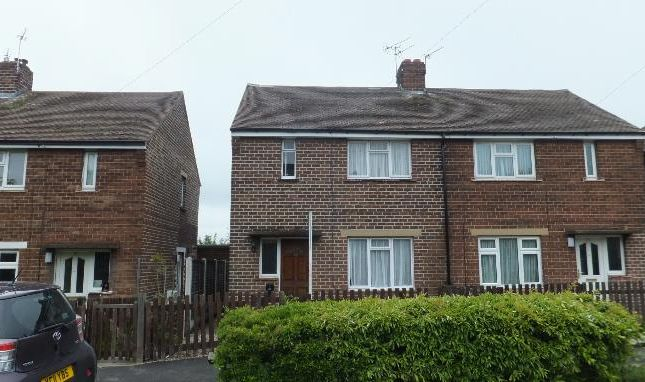 Thumbnail Semi-detached house to rent in Ken Churchill Drive, Horbury, Wakefield