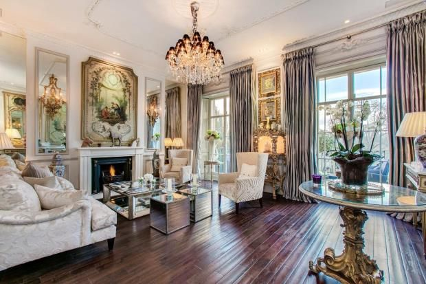 Thumbnail Property to rent in Hanover Terrace, Regents Park, London