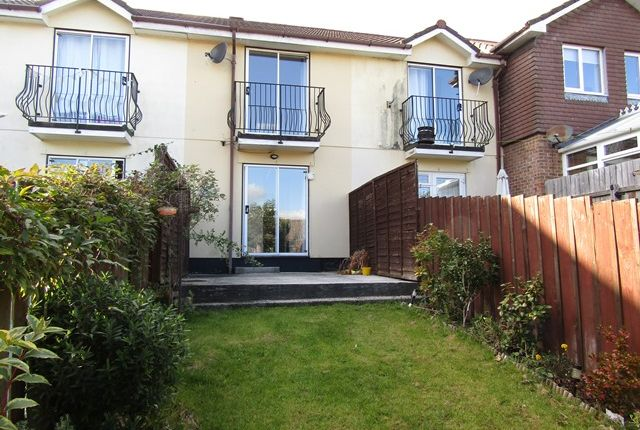 Thumbnail Terraced house to rent in Biscombe Gardens, Saltash, Cornwall
