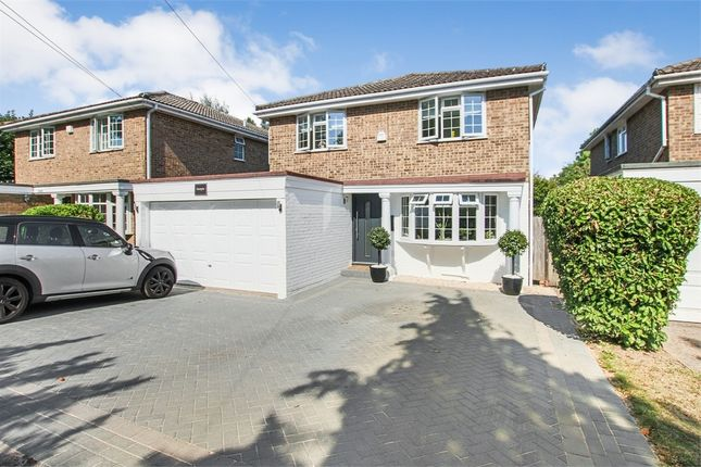 Thumbnail Detached house for sale in Lingfield Road, East Grinstead, West Sussex