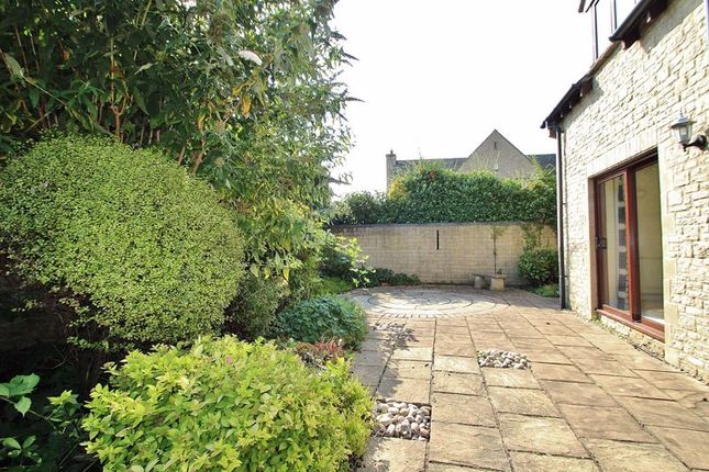 Rear Garden of Corndell Gardens, Witney OX28