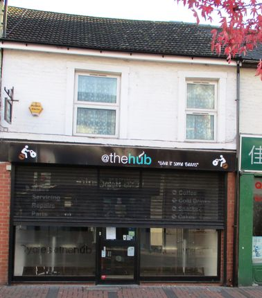 Thumbnail Retail premises to let in Fleet Street, Swindon