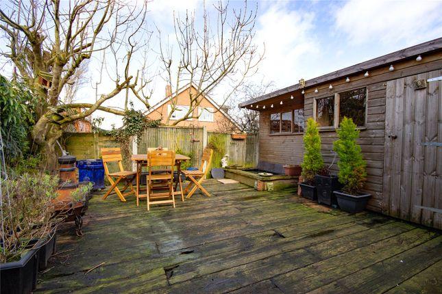 Rear Garden of Garth Cottage, 5 Front Street, Cotehill, Carlisle, Cumbria CA4