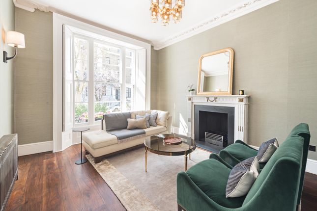 Thumbnail Terraced house to rent in Hereford Road, Notting Hill, London