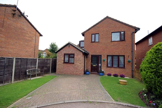 Thumbnail Detached house for sale in Vienne Close, Northampton, Northamptonshire.