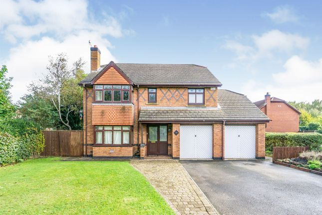 Thumbnail Detached house for sale in Queens Avenue, Meols, Wirral