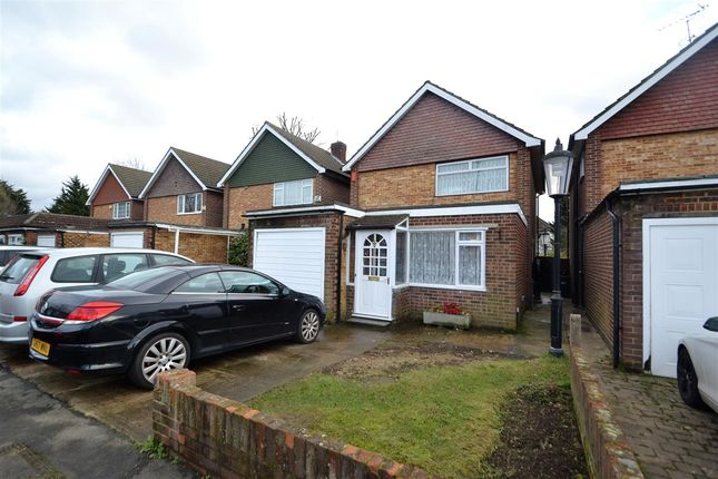 Thumbnail Detached house for sale in Staines Road, Bedfont, Feltham