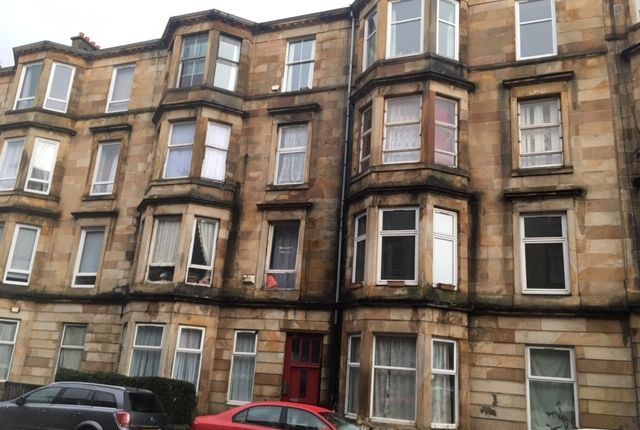 Thumbnail Flat to rent in Annette Street, Govanhill, Glasgow