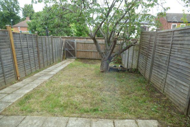 Rear Garden of Nazareth Road, Dunkirk, Nottingham NG7