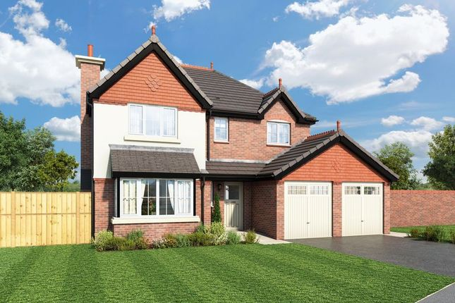 """Thumbnail Detached house for sale in Plot 38, """"The Hampsfell"""" Walton Gardens, Liverpool Road, Hutton"""