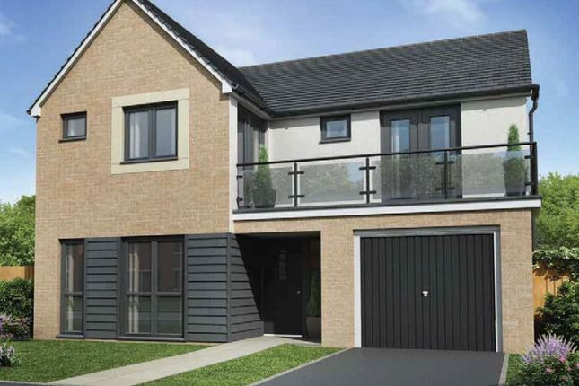 "Thumbnail Detached house for sale in ""The Romney"" at Elmwood Park Court, Newcastle Upon Tyne"