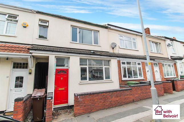 Thumbnail Terraced house for sale in Gorsebrook Road, Wolverhampton