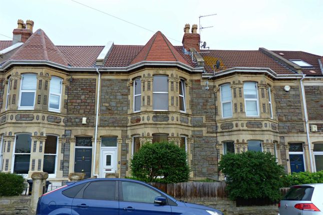 Thumbnail Terraced house to rent in Maxse Road, Knowle, Bristol