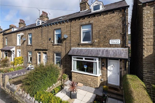 Thumbnail End terrace house for sale in Mayville Terrace, Settle, North Yorkshire