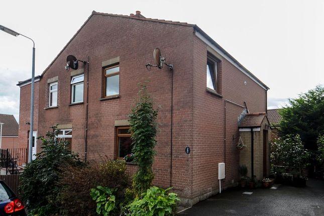 Thumbnail Semi-detached house for sale in Knockmount Park, Belfast