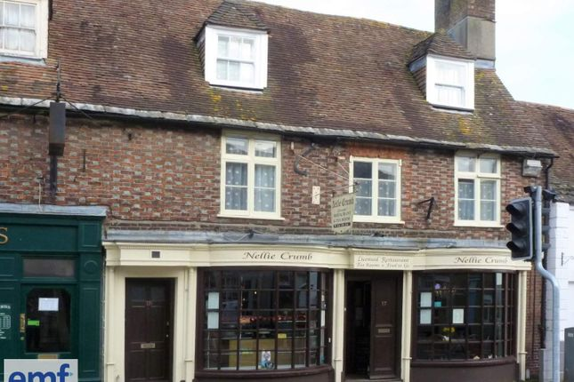 Thumbnail Retail premises for sale in Wareham, Dorset