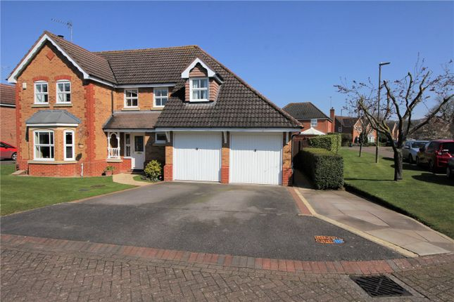 Thumbnail Detached house for sale in The Holt, Bishop Cleeve, Cheltenham