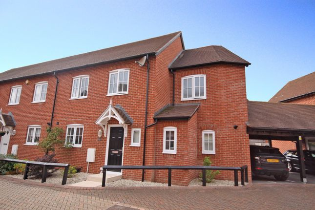 End terrace house for sale in Holly Court, Whiteley, Fareham