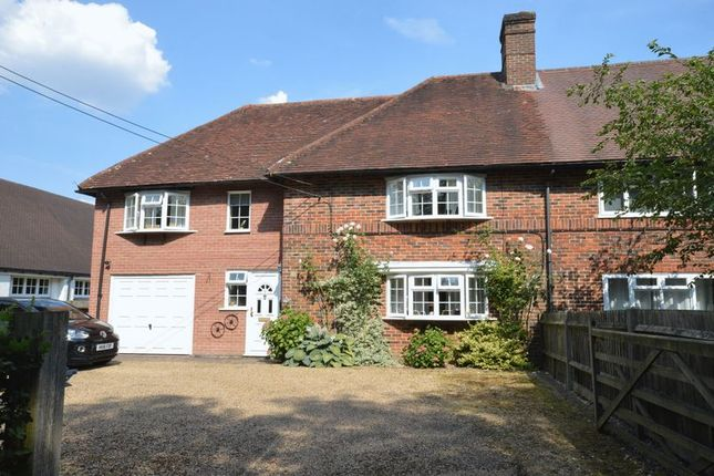 Thumbnail Semi-detached house for sale in Greengates, Lurgashall, Petworth