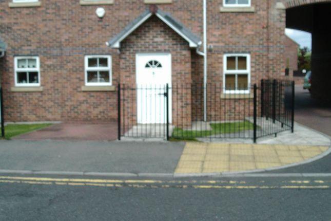 Thumbnail Flat to rent in Bonnar Court, Hebburn