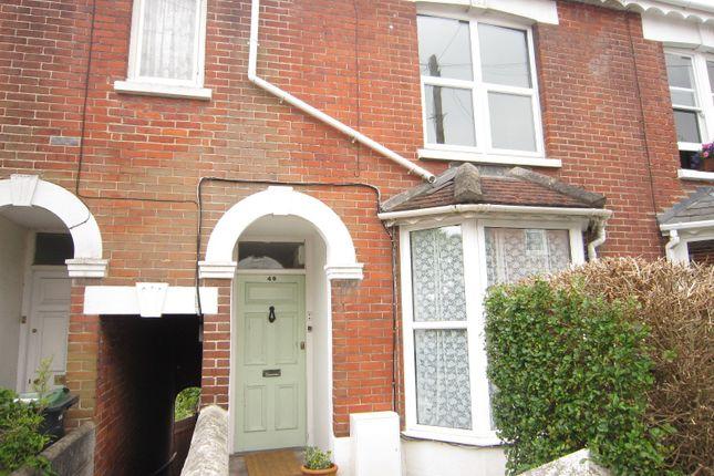 Thumbnail Studio to rent in 49 St Marks Road, Salisbury, Wiltshire
