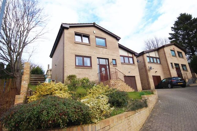 Thumbnail Detached house for sale in Strathclyde Drive, Rutherglen, Glasgow
