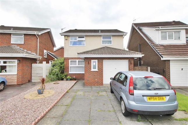 Thumbnail Detached house for sale in Malham Avenue, Wigan