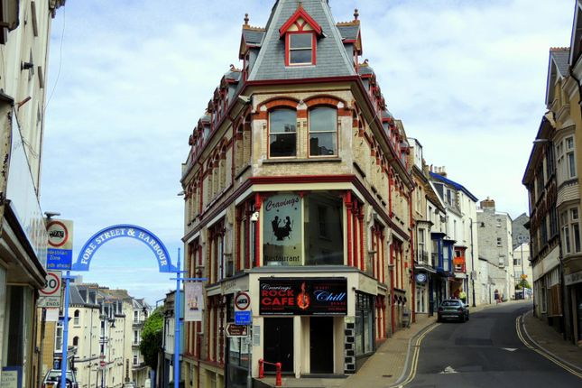 Thumbnail Flat to rent in High Street, Ilfracombe