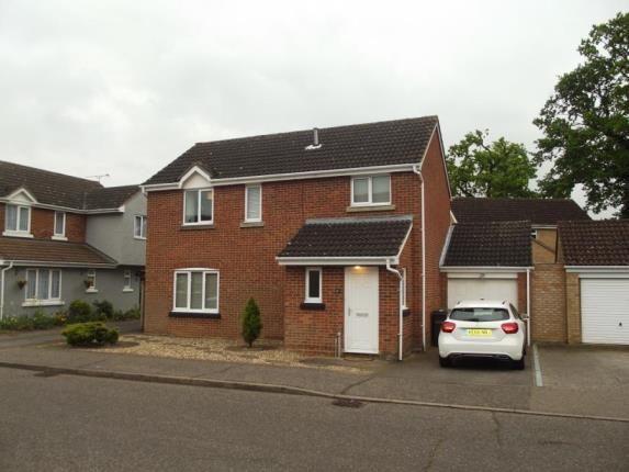 Thumbnail Detached house for sale in Ellen Way, Great Notley, Braintree