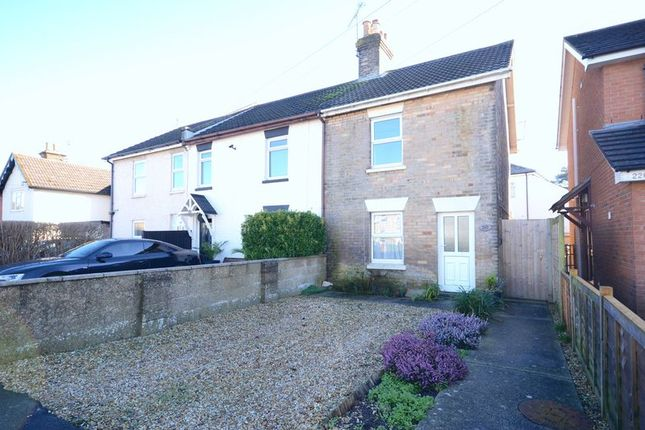 2 bed end terrace house for sale in Windham Road, Boscombe, Bournemouth