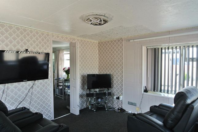 The Living Area of Barton Mobile Home Park, Westgate, Morecambe LA3