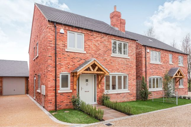 Thumbnail Detached house for sale in 3 Caulkley View, Hartshorne