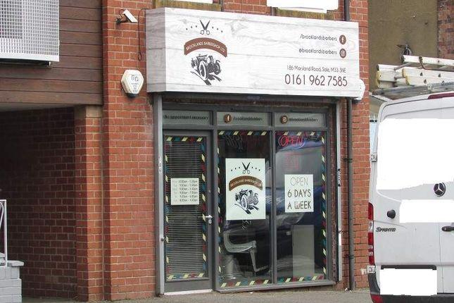 Thumbnail Retail premises for sale in Marsland Road, Sale
