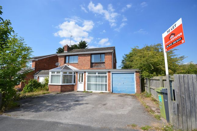 Thumbnail Detached house to rent in West Vale, Little Neston, Neston